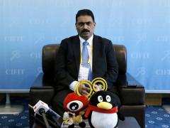印度中小企业商会会长点赞投洽会 计划明年来厦设馆参展