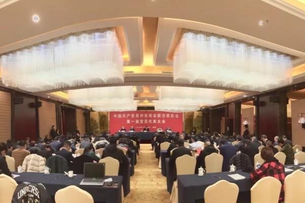 贵州省商会联合党委成立