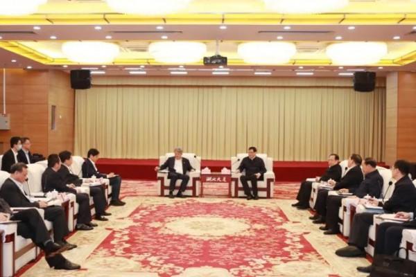 凝聚楚商力量彰显使命担当!应勇王晓东与北京湖北企业商会企业家代表座谈